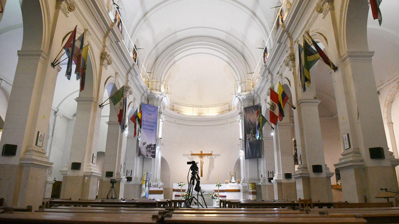 Iglesia de San Cayetano