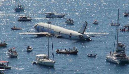 El impresionante avión fue comprado por Turquía en 2016 para convertirlo en un gran polo turístico.