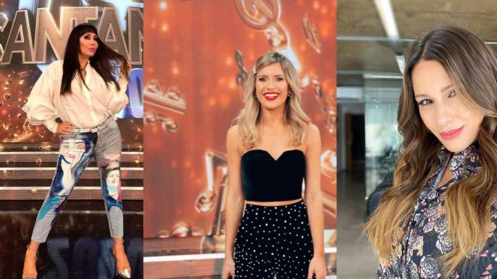Pampita contó el verdadero motivo de la rivalidad entre Moria Casán y Laurita Fernández