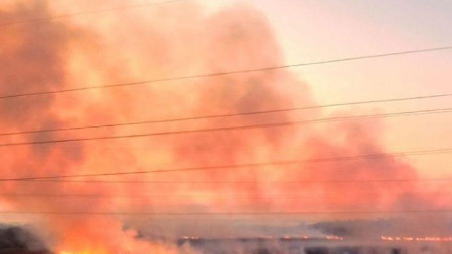 Incendios Delta