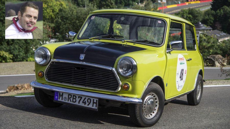 ¿Te acordás del auto de Mr.Bean?