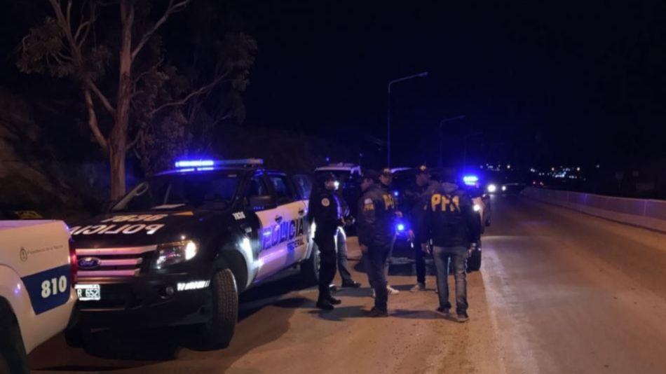2020 08 06 Secuestro Policia Federal Operativos