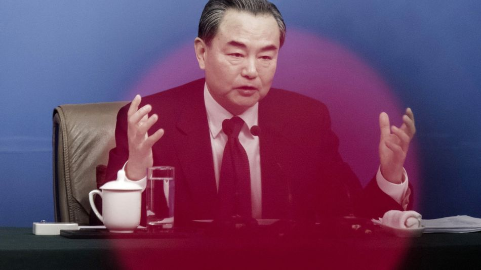 China's Foreign Minister Wang Yi Holds Foreign Policy And Relations Briefing