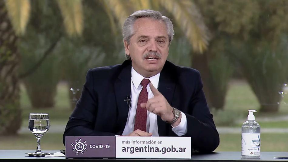 Alberto anuncio obras