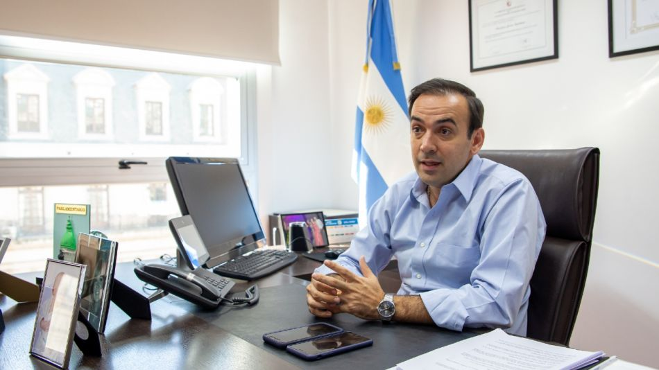 Francisco Quintana, vicepresidente de la Magistratura