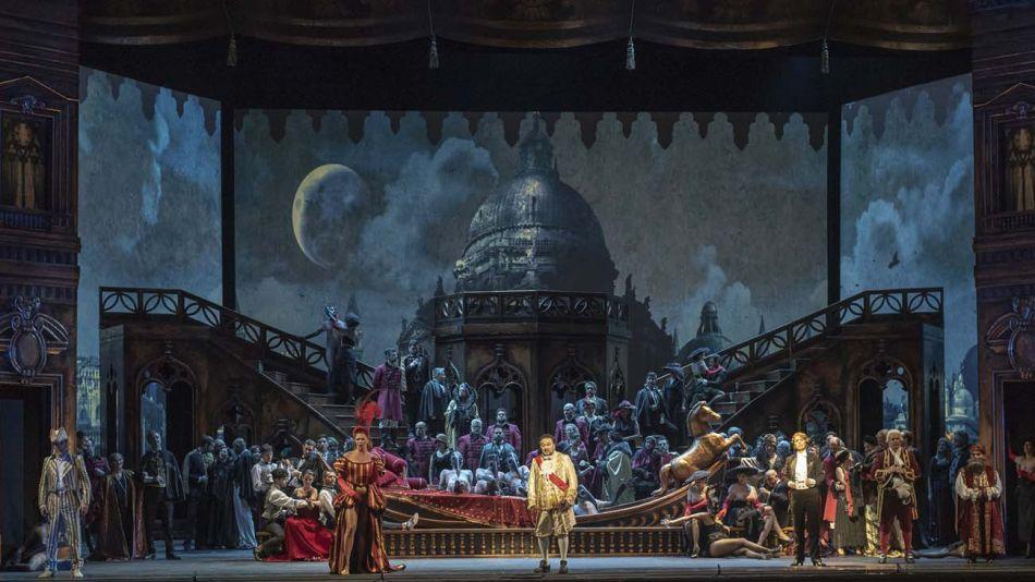 """""""Los cuentos de Hoffmann, la ópera compuesta por Jacques Offenbach, en el Teatro Colón""""-20200805"""