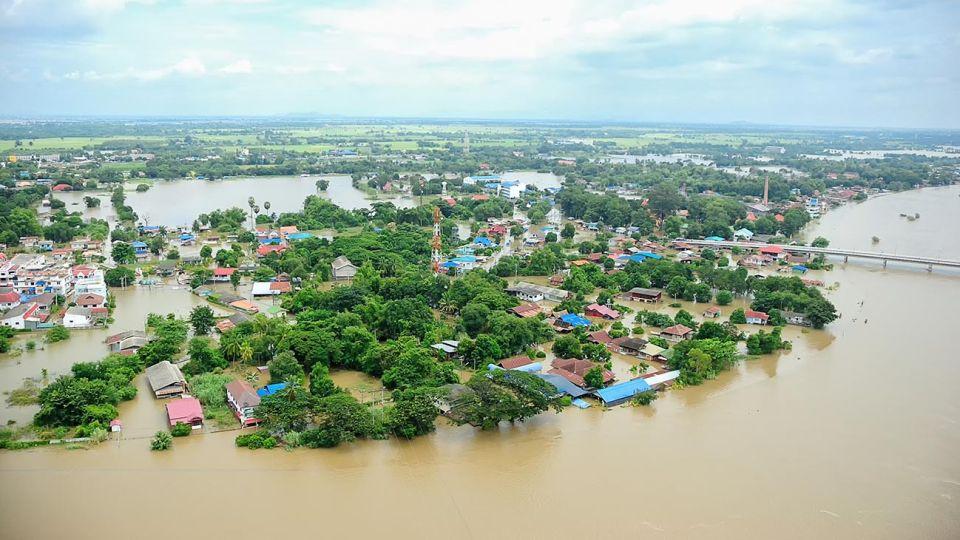 Desastres naturales cambio climático