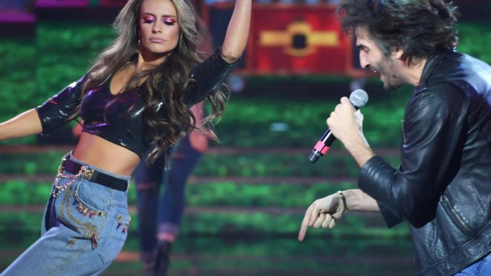 Melina Lezcano y Juan Pérsico son los primeros eliminados del Cantando 2020