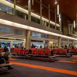 El Aeropuerto de Ezeiza opera con fuertes restricciones como consecuencia de la pandemia del coronavirus.
