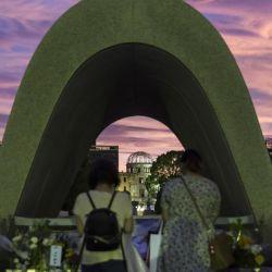 En la actualidad, tanto Hiroshima como Nagasaki son dos ciudades pujantes de Japón.