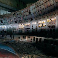 Actualmente, Chernobil sigue siendo un pueblo fantasma de Ucrania.