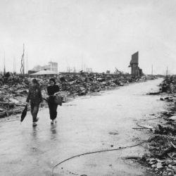 Mientras que en las dos ciudades japonesas, las bombas explotaron a más de 500 m. de altura, en Chernóbil, la explosión fue a nivel del suelo.