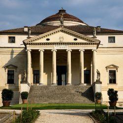 Villa La Rotonda es uno de los principales atractivos arquitectónicos de Vicenza.