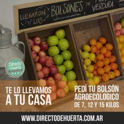 Directo de Huerta | Foto:Directo de Huerta