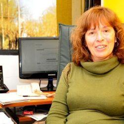 Doctora Nora Etchenique   Foto:cedoc
