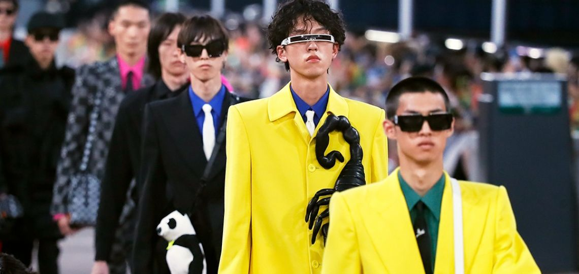 Louis Vuitton: así es su nueva colección masculina