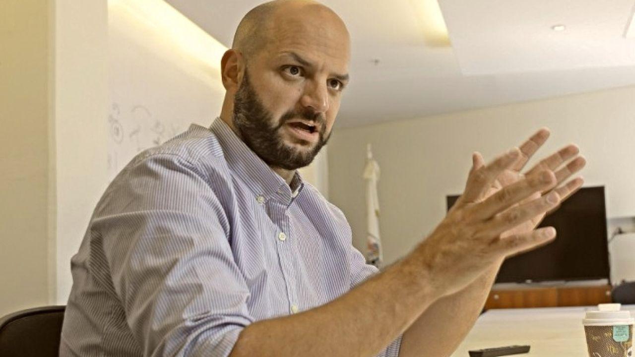 Juanjo Méndez, Secretario de Transporte de la Ciudad. | Foto:CEDOC