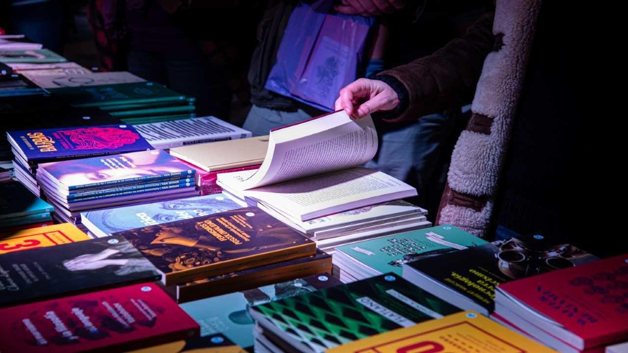 Lectores en la Feria de Editores. | Foto:Gentileza Feria de Editores