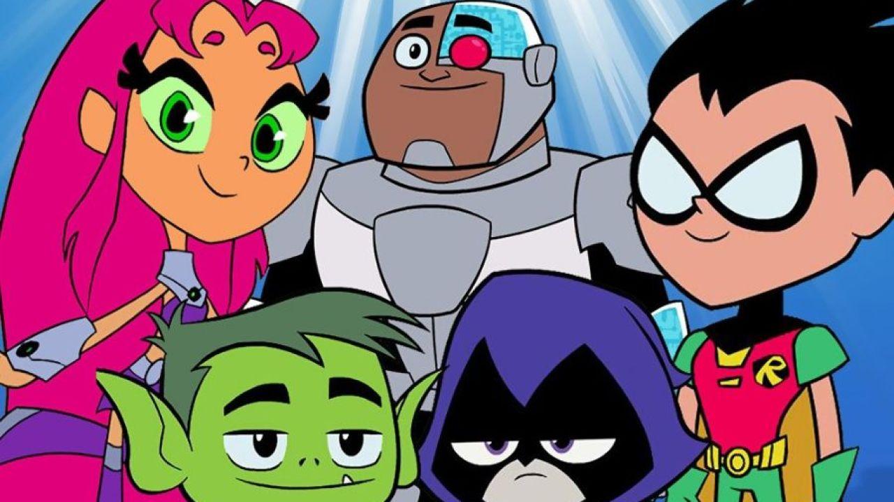 Teen Titans Go! | Foto:Cedoc