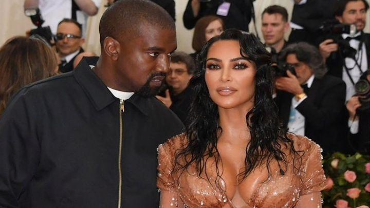 Kim Kardashian y Kanye West viajaron a República Dominicana para salvar su matrimonio
