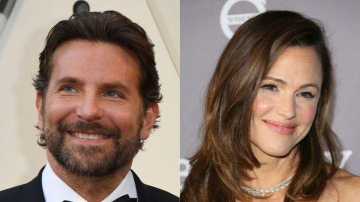 ¿Romance en puerta? Bradley Cooper y Jennifer Garner muy apasionados en la playa