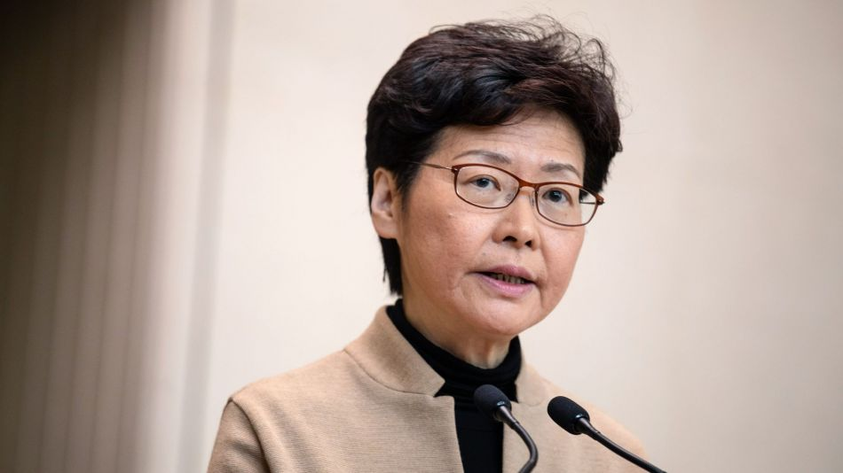 Hong Kong Leader Promises New Round of Economic Relief Measures