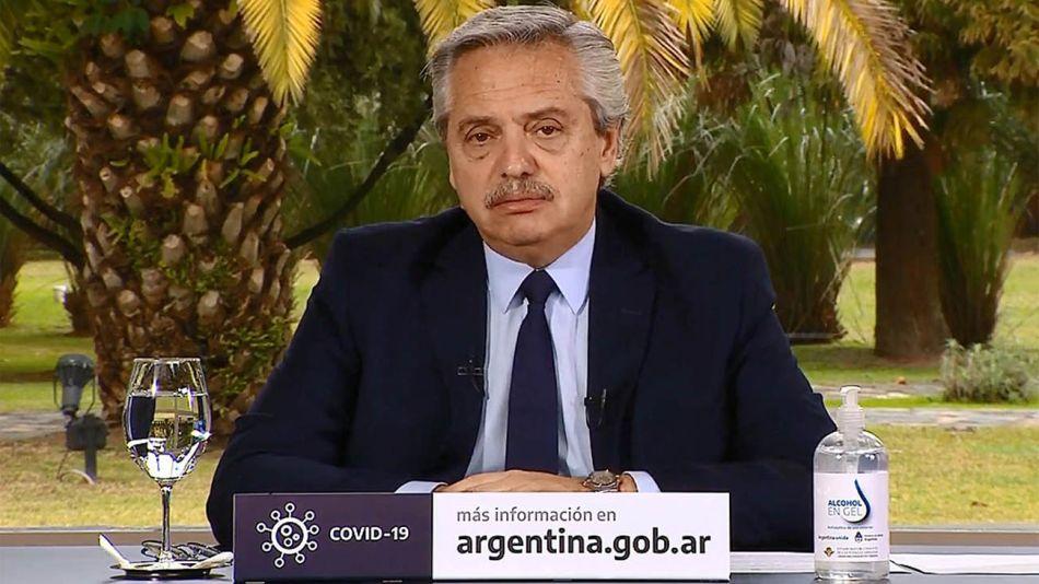 Alberto Fernandez inauguración de obras en cárceles bonaerenses 20200807