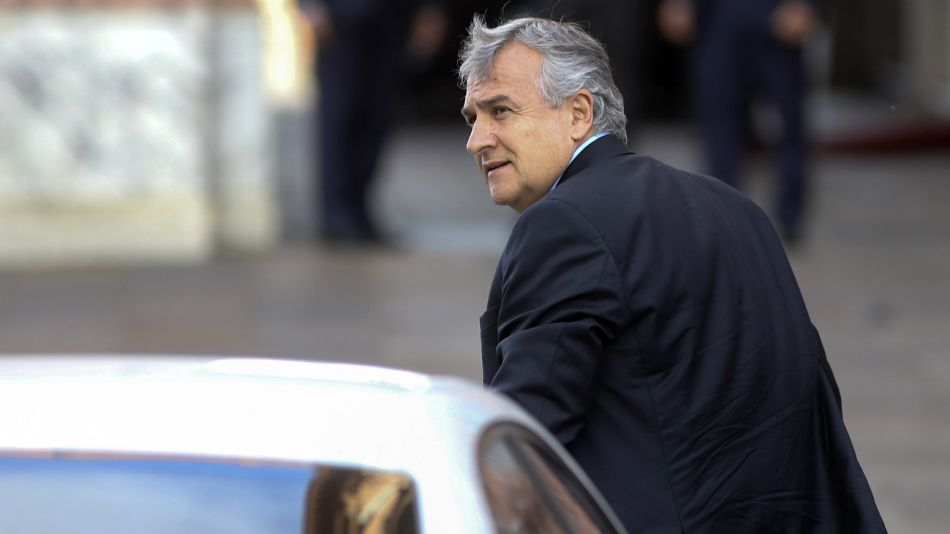 El gobernador de Jujuy, Gerardo Morales.