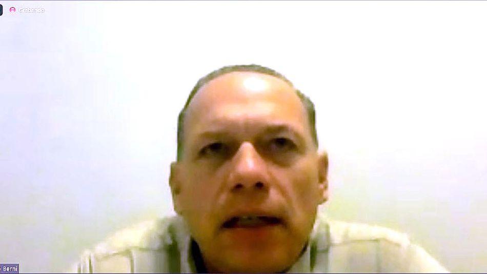 Entrevista a Sergio Berni 20200807