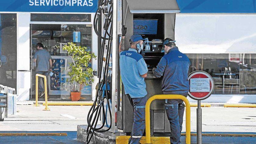 Aumenta el precio de los combustibles