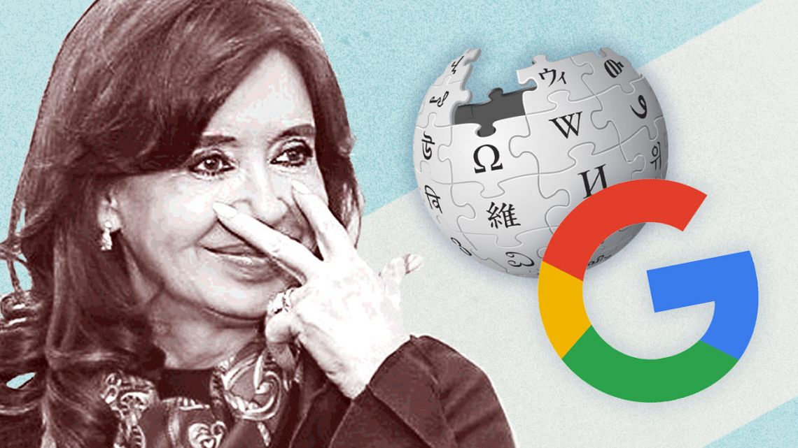 "Cristina Fernández de Kirchner began legal action against Google this week, seeking ""millions of dollars"" in damages from the Silicon Valley giant."
