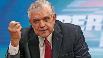 Ricardo López Murphy asumió como ministro de Economía el 5 de marzo de 2001.