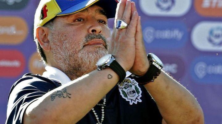 Kitty, la hermana de Diego Maradona, tiene coronavirus