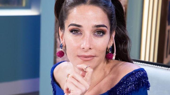 """Mirá el look """"azul moderno"""" de Juana Viale para """"La Noche de Mirtha"""""""