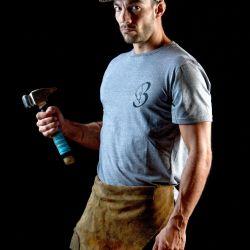 Diego Borsotti es el participante argentino de la tercera temporada de Desafío sobre fuego Latinoamérica.