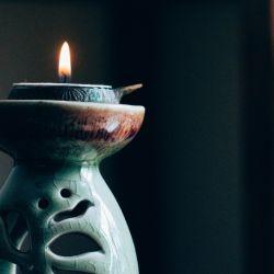 Un encuentro para meditar y relajarse.