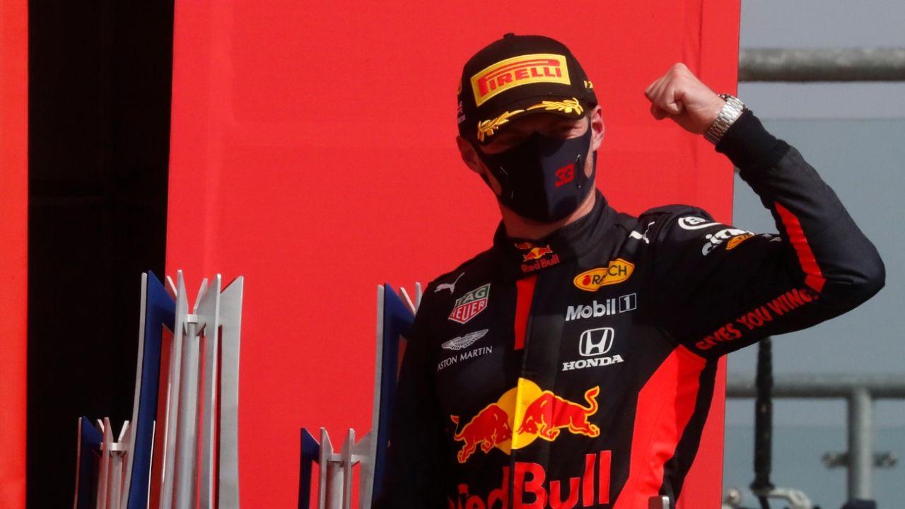 Verstappen brilló en Silverstone y le puso un freno a la hegemonía de Mercedes y Hamilton