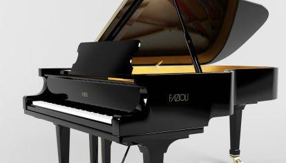 Pianos Fazioli.