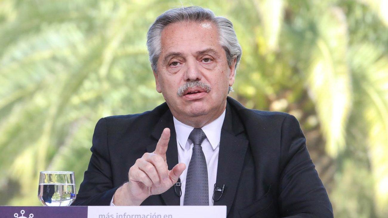Alberto Fernández anunció en Olivos la incorporación de perspectiva de género en obra pública
