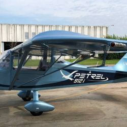 La UNLP suministrará el equipamiento y la tecnología para convertir el avión de propulsión convencional en uno de propulsión eléctrica.