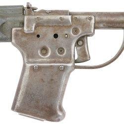 Pistola Liberator, un arma de rápida fabricación en tiempos de guerra.