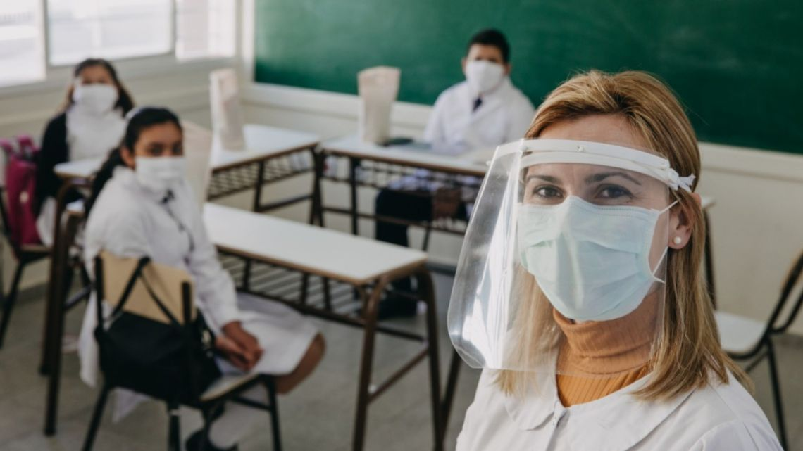 More than 10,000 students in San Juan Province will become the first in Argentina to return to face-to-face classes on Monday, providing a rare bright spot in the gloom of the coronavirus pandemic.