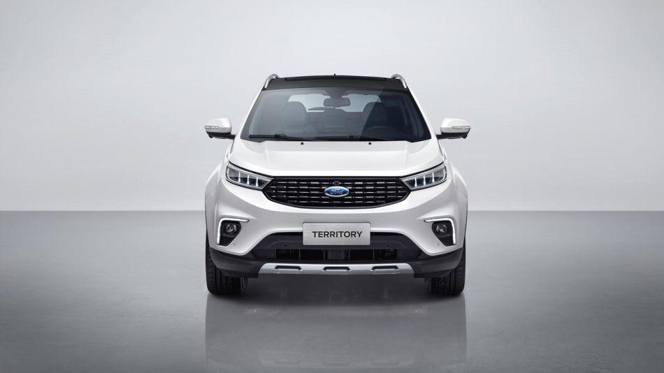 Lanzamiento Ford Argentina 20200810