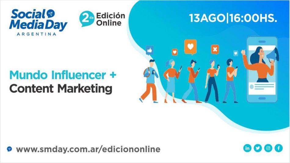 Social Media Day. 20200810