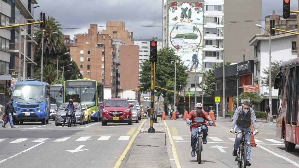 Bogota Expands Bicycle Routes As Plan To Promote Social Distancing