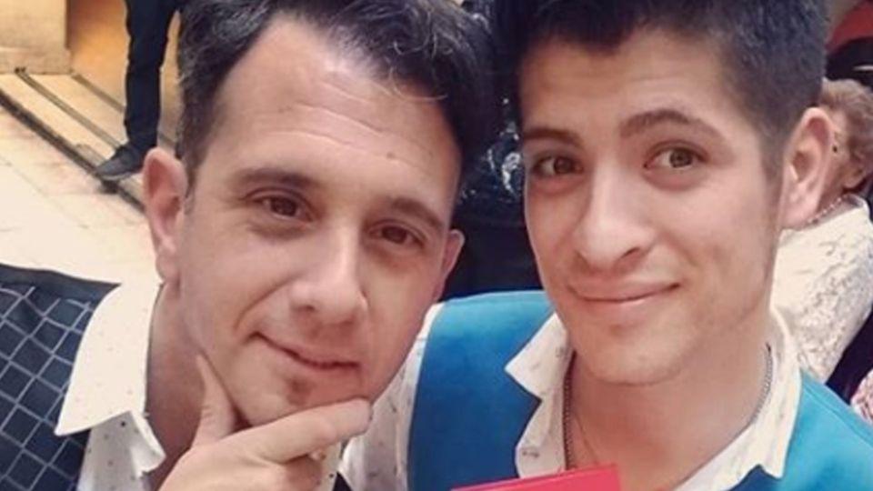 A 8 meses de su boda, se separó el meteorólogo de TN, Matías Bertolotti