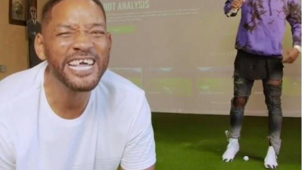 Will Smith y Jasón Derulo hicieron una broma