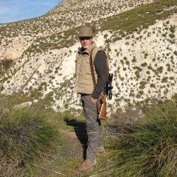 Herrera logró su cometido tras un certero disparo con su rifle Browning en calibre .300 Win Mag. y bala Winchester punta de plástico.