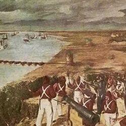 El descubrimiento tuvo lugar en el mismo lugar donde se llevó a cabo la batalla de la Vuelta de Obligado.