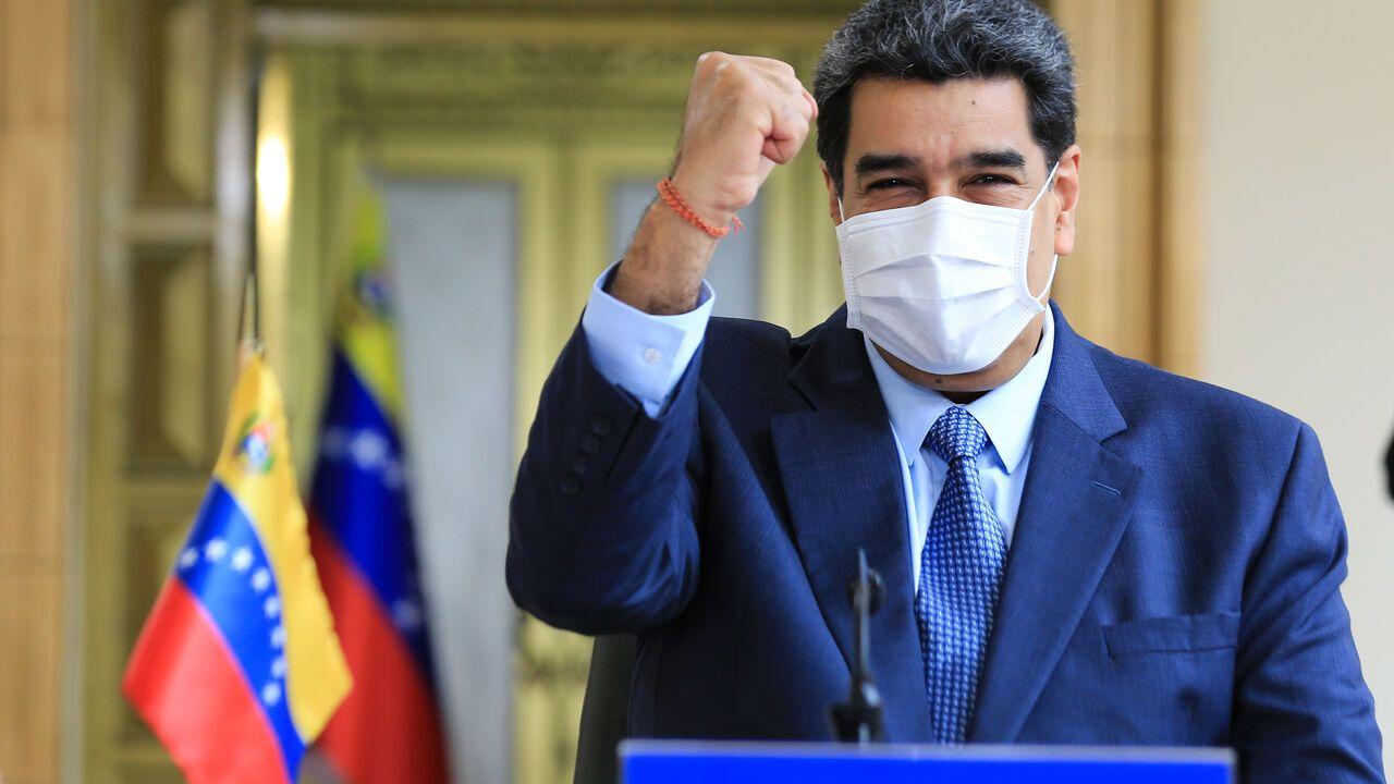 Nicolás Maduro planea adquirir la vacuna rusa. | Foto:DPA
